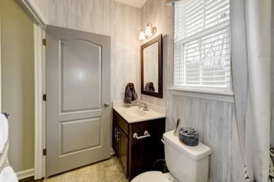 Chesapeake Homes -  The Everest Full Downstairs Bathroom