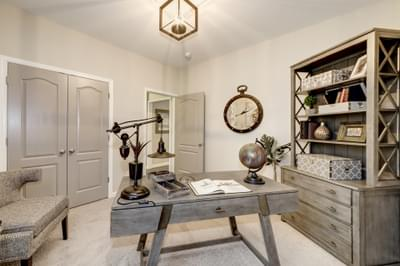 Chesapeake Homes -  The Everest Guest Suite