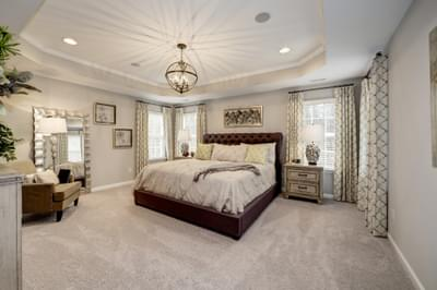 Chesapeake Homes -  The Everest Owner's Suite