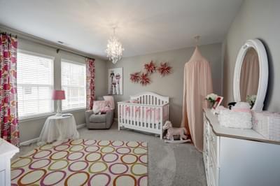 Chesapeake Homes -  The Everest Bedroom 4
