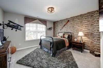 Chesapeake Homes -  The Everest Bedroom 2