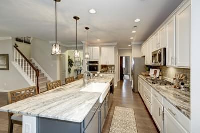 Chesapeake Homes -  The Everest Kitchen