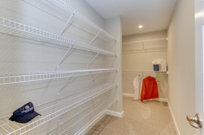 Chesapeake Homes -  140 Preserve Way, Suffolk, VA 23434 Owner's Closet