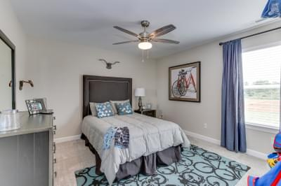 Chesapeake Homes -  140 Preserve Way, Suffolk, VA 23434 Bedroom 3