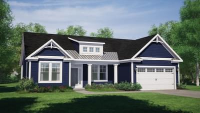 Chesapeake Homes -  The Marigold Elevation D