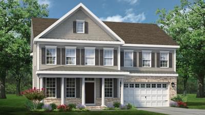 Chesapeake Homes -  The Azalea Elevation B