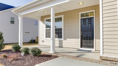 Chesapeake Homes -  The Melody Exterior
