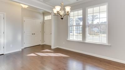Chesapeake Homes -  The Melody Dining Room