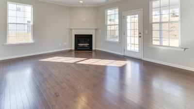 Chesapeake Homes -  The Melody Great Room