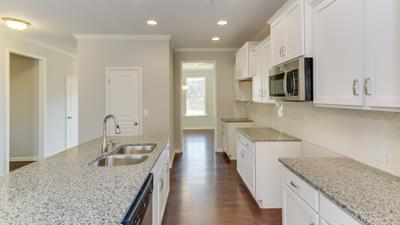 Chesapeake Homes -  The Melody Kitchen