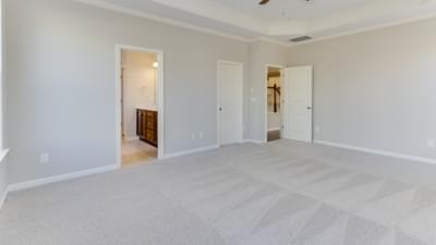 Chesapeake Homes -  The Melody Owner's Suite