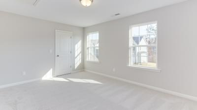 Chesapeake Homes -  The Melody Bedroom 2