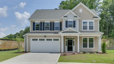 Chesapeake Homes -  The Grace Exterior