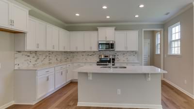 Chesapeake Homes -  The Grace Kitchen