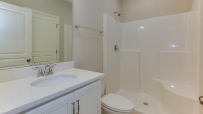 Chesapeake Homes -  The Grace Full Bathroom Down