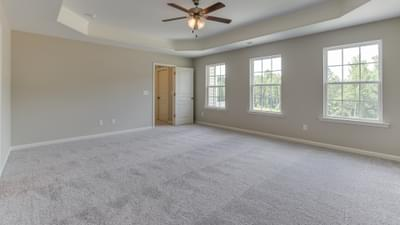 Chesapeake Homes -  The Grace Owner's Suite