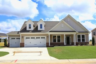 Chesapeake Homes -  The Finale Exterior