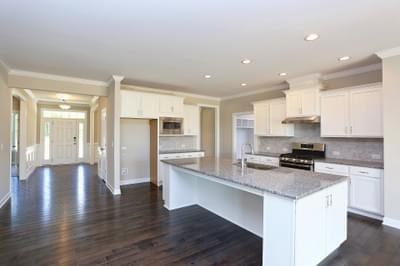 Chesapeake Homes -  The Finale Kitchen