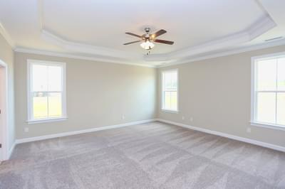Chesapeake Homes -  The Finale Owner's Suite