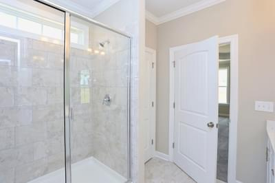 Chesapeake Homes -  The Finale Owner's Bath