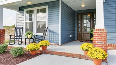 Chesapeake Homes -  The Mandolin Exterior