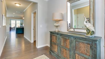 Chesapeake Homes -  The Mandolin Foyer