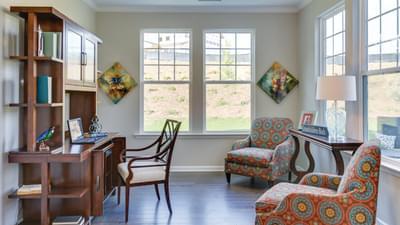 Chesapeake Homes -  The Mandolin Sunroom