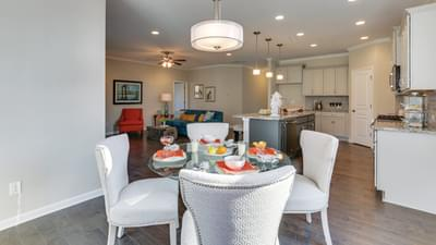 Chesapeake Homes -  The Mandolin Dining Room