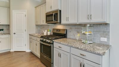 Chesapeake Homes -  The Mandolin Kitchen
