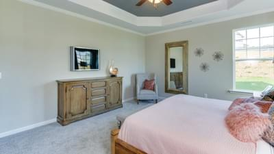 Chesapeake Homes -  The Mandolin Owner's Suite