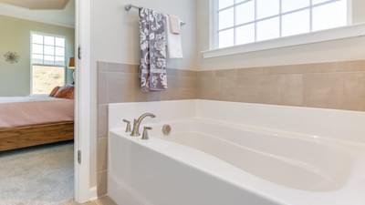 Chesapeake Homes -  The Mandolin Owner's Bath