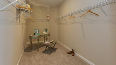 Chesapeake Homes -  The Mandolin Owner's Closet
