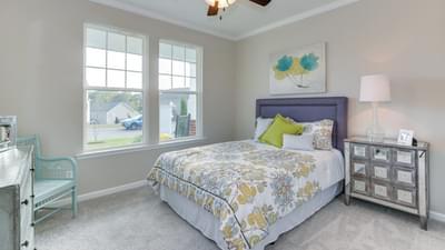 Chesapeake Homes -  The Mandolin Bedroom 2