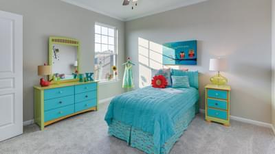 Chesapeake Homes -  The Mandolin Bedroom 3