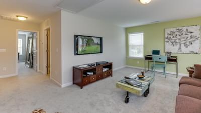 Chesapeake Homes -  The Concerto Basement Loft