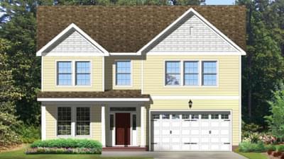 Chesapeake Homes -  The Concerto Basement Elevation D