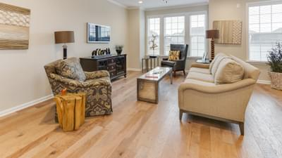 Chesapeake Homes -  The Braeburn