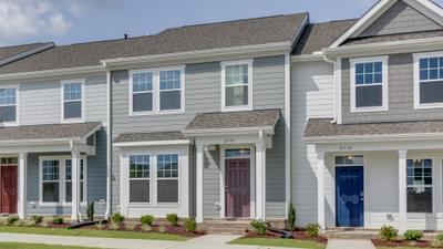 Chesapeake Homes -  The Rosemary