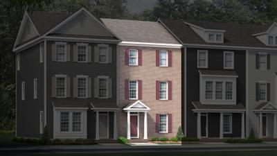 Chesapeake Homes -  The McIntosh Elevation A