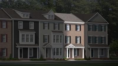 Chesapeake Homes -  The McIntosh Elevation B
