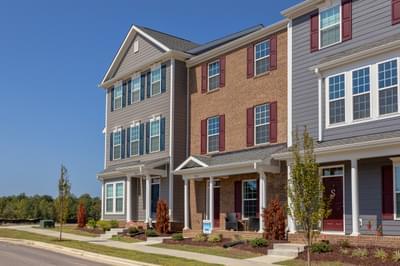 Chesapeake Homes -  The McIntosh