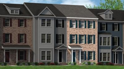 Chesapeake Homes -  The Picasso Elevation A