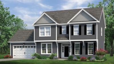 Chesapeake Homes -  The Rhapsody Basement Elevation B
