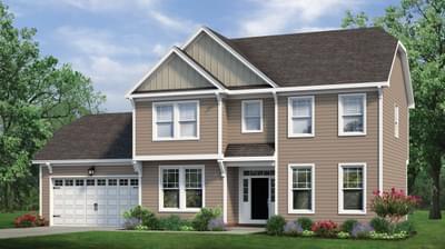 Chesapeake Homes -  The Rhapsody Basement Elevation C