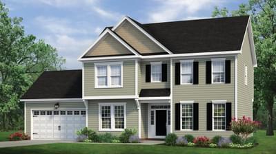 Chesapeake Homes -  The Rhapsody Basement Elevation D