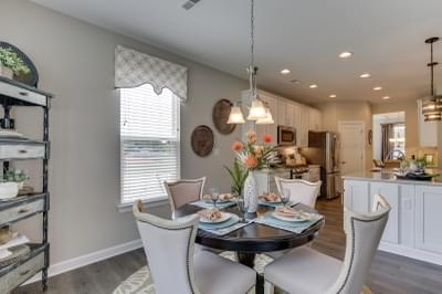 Chesapeake Homes -  Mallory Pointe at Buckroe Beach