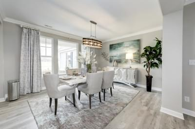 Chesapeake Homes -  Kingston Estates