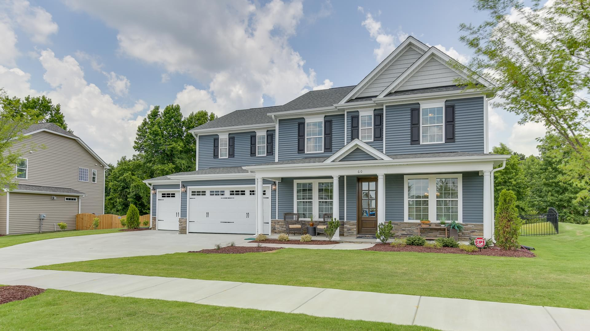 Chesapeake Homes The Harmony Elevation G