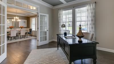 Chesapeake Homes -  Highgate Study