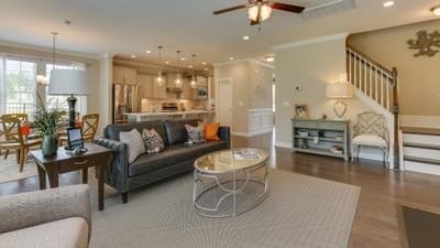 Chesapeake Homes -  Highgate Great Room